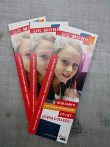 Udens- college flyers