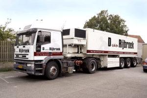 vrachtwagen belettering Rijbroek vloeren